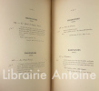 Catalogue des tableaux modernes et anciens, aquarelles, pastels, dessins et lithographies. Collection importante d'oeuvres par M. Harpignies, Lebourg ...