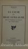La Cause du beau Guillaume. Avec un portrait de l'auteur par Edgar Degas.. Duranty (Louis-Edmond).