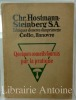 Quelques conseils fournis par la pratique. Fabriques d'encres d'imprimerie. Chr. Hostmann-Steinberg S.A. Celle, Hanovre. [IMPRIMERIE]