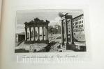 [100 vues de Rome et de ses environs] 100 Vedute di Roma e suoi contorni. Via Conotti n° 18..