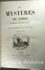 Les Mystères de Paris. Nouvelle édition revue par l'auteur.. SUE (Eugène).