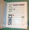 Lucky Strike.  Album commémoratif publicitaire.. [PUBLICITE] [TABAC]
