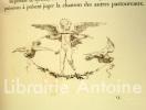 Oeuvres de Théocrite. Traduction nouvelle de Paul Desjardins. Eaux-fortes par Armand Berton.. Théocrite. Bertond (Armand).