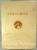Oeuvres de Théocrite. Traduction nouvelle de Paul Desjardins. Eaux-fortes par Armand Berton.. THEOCRITE. BERTOND (Armand).
