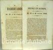 Actes officiels du gouvernement provisoire dans leur ordre chronologique : arrêtés, décrets, proclamations, etc. etc. Revue des faits les plus ...