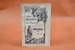 Bulletin des Ecoles de perfectionnement des Officiers de Réserve n°47-48-52-57-68 Années 1928-1929-1930.