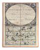 Atlas topographique en XVI Feuilles des Environs de Paris. COUTANS, G. / PICQUET, Charles