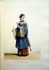 Costumes historiques de ville ou de théâtre et travestissemens.. DEVERIA, Achille