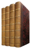 I- Histoire de la littérature française sous la Restauration. (2 volumes). II- Histoire de la littérature française sous le gouvernement de Juillet. ...