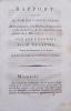 Rapport fait au nom des Comités réunis de Constitution, de la Marine, d'Agriculture, et de Commerce, & des Colonies, à la séance du 7 Mai 1791 sur les ...