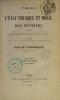 Tableau de l'état physique et moral des ouvriers employés dans les manufactures de coton, de laine et de soie.. VILLERME (Louis René)