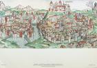 Der Krakauer Marienaltar des Veit Stoss. 1 farbige und 12 Tiefdrucktafeln mit erlÀuterndem Text von Eberhard Lutze.. LUTZE (Eberhard)