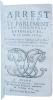 Arrest rendu au Parlement les Chambres Assemblées, le 19 juillet 1679 : contenant plusieurs Reglemens, & le Tarif general des Droits des Officiers, ...