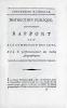 Rapport fait à la commission des arts, sur le perfectionnement des cartes géographiques. Imprimé par ordre du comité d'instruction publique [20 ...