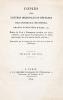 Copies des Lettres originales et dépêches des généraux, ministres, grands officiers d'Etat, etc., Ecrites de Paris à Buonaparte pendant son séjour à ...