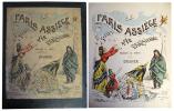 Paris assiégé. - Scènes de la vie parisienne pendant le siège. . GUERRE DE 1870 - DRANER (Jules Renard dit)