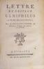 Lettre du Docteur Ulmiphilus à un de ses confrères, Sur les merveilleuses propriétés de l'écorce d'Orme Pyramidal.. ULMIPHILUS (Dr), pseudonyme