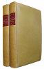 Traité d'économie politique. Traduit sur la quatrième édition allemande par Henry Laufenberger et Georges de Persan. Avec préface de M. H. Truchy. ...