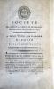A mon tour la parole. Réponse d'Anacharsis Cloots aux diatribes Rolando-Brissotines. Société des amis de la liberté et de l'égalité, séante aux ...