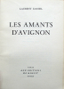 Les Amants d'Avignon.. DANIEL (Laurent) pseudo. d'Elsa TRIOLET