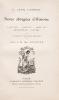 Notes abrégées d'histoire. Louis XIV - Louis XV - Louis XVI - Révolution - Empire. Sommaire d'histoire moderne. Préface par M. Henri Fouquier.. LANDAU ...