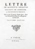 Lettre de Monsieur Arnauld docteur de Sorbonne. A une personne de condition: sur ce qui est arrivé depuis peu, dans une Paroisse de Paris, à un ...