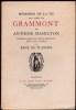 Mémoires de la vie du Comte de Grammont. Antoine Hamilton