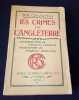 Les crimes de l'Angleterre. G.K. Chesterton