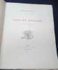 Notes et souvenirs 1888 Edition originale sur Japon. Ludovic Halevy