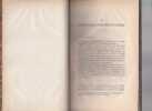 Les Sources De La Constitution Anglaise. BOUTMY Émile