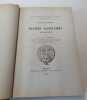 Catalogue Raisonné des plantes vasculaires du Dauphiné . J.B  Verlot