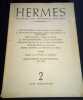 Revue Hermès - Recherches sur l'expérience spirituelle - Hiver Printemps 1964 N.2. Collec tif