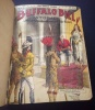 Buffalo Bill Stories - Reliure de 20 fascicules Edition Eichler.