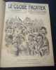 Le Globe Trotter - Journal de voyages , aventures , actualités , romans , explorations , découvertes -1ere semestre 1906  - 5e année.