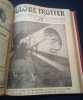 Le Globe Trotter - Journal de voyages , aventures , actualités , romans , explorations , découvertes -1ere semestre 1907  - 6e année.