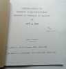 Observations et dessins d'architecture réalisés en Touraine et en Sologne de 1972 à 1988. Odiles Rousseau