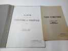 Album de Fumisterie Chauffage - Usines & Fonderies de Fréteval & St Ouen - Vendome - édition 1923.