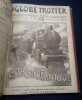 Le Globe Trotter - Journal de voyages , aventures , actualités , romans , explorations , découvertes  - 1er   semestre 1908  - 7e année.