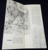 Catalogue galerie Cordier - Bellmer Bissier Caillaud Dado Dubuffet Fahlstrom Matta Michaux Milarès Nevelson d'Orgeix Requichot Schultze Ursula Visieux ...