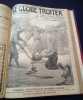 Le Globe Trotter - Journal de voyages , aventures , actualités , romans , explorations , découvertes  - 2e  semestre 1906  - 5e année.