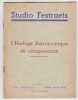 Studio Festraets - L'horloge Astronomique De Compensation. PRIJS Hendrik