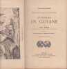Les Français en Guyane. Jules Gros
