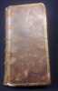 Almanach pour le Beauvaisis - Année 1766 contenant la suite de la combinaison chronologique de l'histoire du pays , avec les années du règne des rois ...