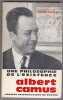 Une Philosophie De L'existence Albert Camus. NICOLAS andré