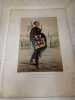 Types Militaires. Angleterre Rifle Volunteers Glasgow.  Galerie Militaire de Toutes les Nations planche 67. RENARD (Jules) DRANER