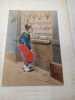 Types Militaires. France 1863 Infanterie de ligne. Galerie Militaire de Toutes les Nations planche 3. RENARD (Jules) DRANER