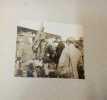 Exceptionnel Album de 37 photographies 1914/1918 dont deux de Nungesser a la descente de son avion . Anonyme