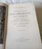 L'ingenieux Hidalgo Don Quichotte de la Manche 2 tomes complet. Miguel de Cervantes