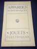 Appareils scientifiques - Jouets scientifiques - Catalogue Péricaud .