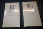 Théatre Complet - 2 Tomes Complet - Bibliothèque de la Pléiade . Victor Hugo